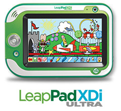 LeapPad Ultra XDi, ultimate multimedia 7 childrens learning tablet