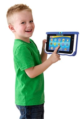 VTech welcomes 4th generation childrens learning tablets to award-winning InnoTab family, including InnoTab MAX, the first to feature Android learning content.