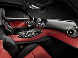 All-new Mercedes-Benz AMG GT Interior Photos