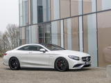 All-new 2015 S63 AMG 4MATIC Coupe