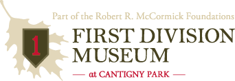 First Division Museum logo