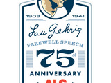 Suffering from ALS, Gehrig retired from baseball in 1939. He died two years later at the age of 37.