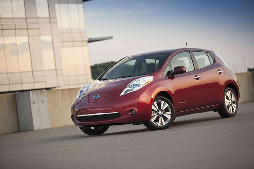 KBB.com 10 Best Green Cars of 2014: With room for five and a straightforward interior, the Nissan Leaf is also one of the most practical electric cars.