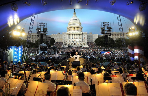 National Memorial Day Concert marks its 25th anniversary Sunday, May 25 at 8 p.m. live from the West Lawn of the U.S. Capitol with the National Symphony Orchestra conducted by Jack Everly.