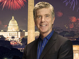 "Our country's favorite host, two-time Emmy Award-winning television personality Tom Bergeron leads the all-star salute  to our country's 238th birthday on ""A Capitol Fourth,"" airing live on PBS."