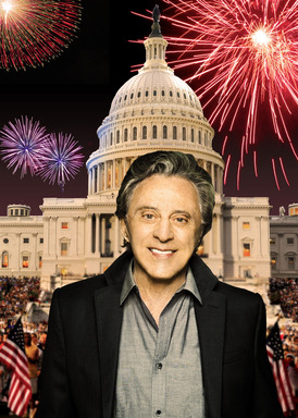 Music icon Frankie Valli will perform live during the July 4th celebration from the U.S. Capitol on PBS' A Capitol Fourth, airing Friday, July 4 from 8:00 to 9:30 pm ET.