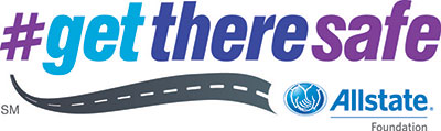 Get There Safe logo