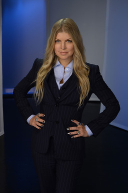 Avon Foundation Global Ambassador Fergie in Washington, D.C., where she announced a new initiative to better protect victims of gender violence at the U.S. State Department.
