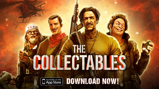 Crytek and DeNA Launch Mobile Action Game The Collectables. Available for free in the App Store now!