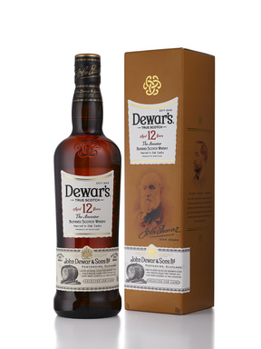 DEWAR'S, the world's most awarded blended Scotch whisky, has announced the launch of its exciting new visual identity and bottle design.