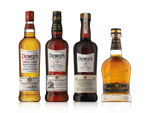The core range will be adorned in new packaging that brings to life DEWAR'S remarkable heritage, enabling consumers to hold a piece of DEWAR'S story in their hands.