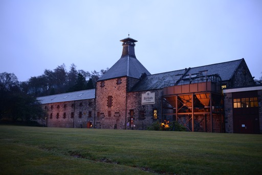 Aberfeldy, the heart of DEWAR'S and World of Whisky experience.