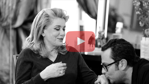 Rencontre Catherine Deneuve