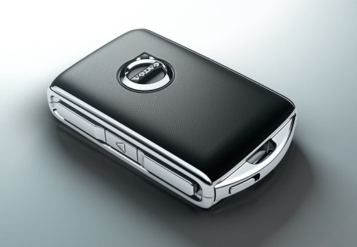 The attention to detail in the All-New Volvo XC90's key