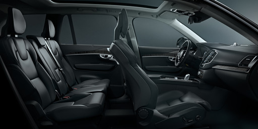 The All-New Volvo XC90's interior is a study in intuitive Scandinavian Design.