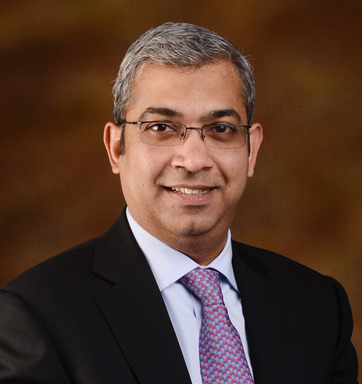 Ashok Vemuri, President and CEO, IGATE