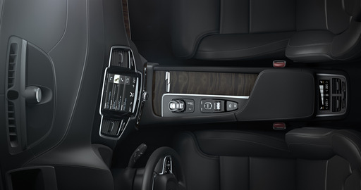 Combining luxurious design, craftsmanship and high technology, the all-new XC90 showcases the new driver interface.