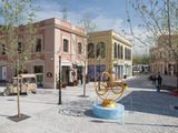 La Roca Village, Barcelona, part of the Collection of Chic Outlet Shopping