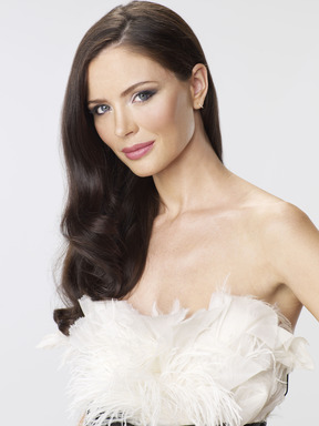 Georgina Chapman - ambassador of Barcelona Designers' Collective, La Roca Village
