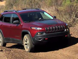 2015 Jeep Renegade running footage