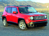2015 Jeep Renegade offroad capabilities