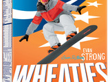 Evan Strong Wheaties Box 3D