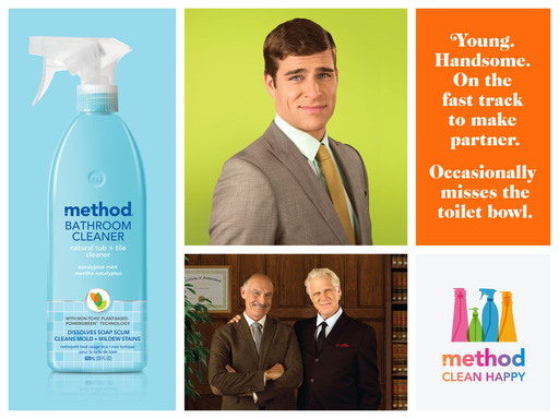 Method BathroomCleaner Clean Happy