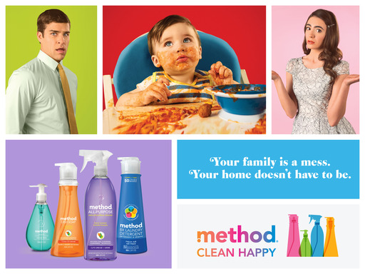Method Brand Clean Happy
