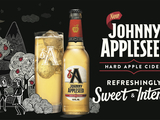 Refreshingly sweet and intense Johnny Appleseed Hard Apple Cider® set to take a bite out of the cider category, hits shelves nationwide April 7.