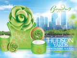 Bond No 9 Hudson Yards. Springtime scents are always about new beginnings.
