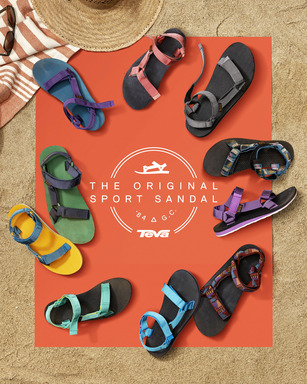 Teva Spring 2014 Original Universal Collection