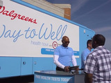 Walgreens Way to Well Health Tour with NUL