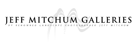 Jeff Mitchum Galleries logo