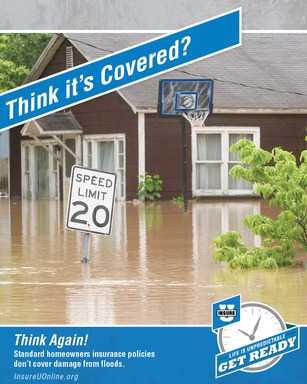 Is your home covered in case of a disaster? Check again. Many home insurance policies don't protect you from natural disasters, including floods.