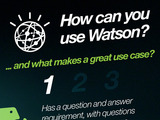 Part 1: How can you use Watson? Look for question and answer interaction
