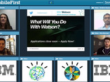IBM Watson Mobile Developer Challenge Virtual Roundtable
