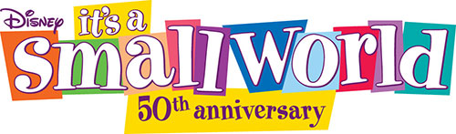 Small World 50 logo