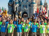 "Walt Disney World Resort Celebrates 50th Anniversary of ""it's a small world"" during Global Sing-Along at Disney Parks."