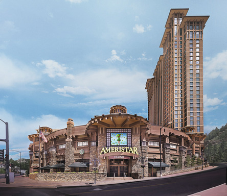 Located in the Rocky Mountains 40 miles west of Denver, Ameristar Casino Resort Spa Black Hawk offers an exceptional gaming and entertainment experience in the Denver metropolitan area.