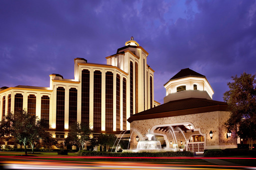 L'Auberge Casino Resort Lake Charles is located two hours from the 4.5 million person Houston metropolitan area on beautiful Contraband Bayou in Lake Charles, La; a locale with a rich and fabled history.