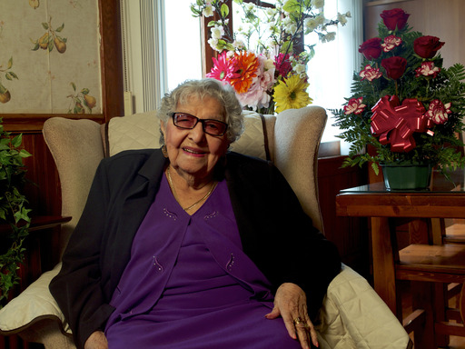 Son of God movie inspired a 100-year-old woman to go to the movies for the first time