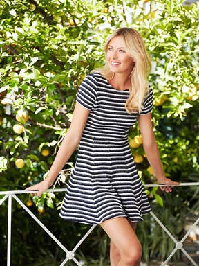 Supergoop! Co-Owner Maria Sharapova