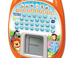 Spring into learning with the VTech® Write & Learn Touch Tablet™.