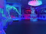 Minus5 Ice Bar at Pointe Orlando construction time lapse