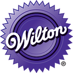 Purple Wilton Logo Badge