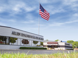Allen Edmonds Factory, Port Washington, WI.