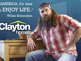 Willie Robertson Records New Voice of Clayton Homes