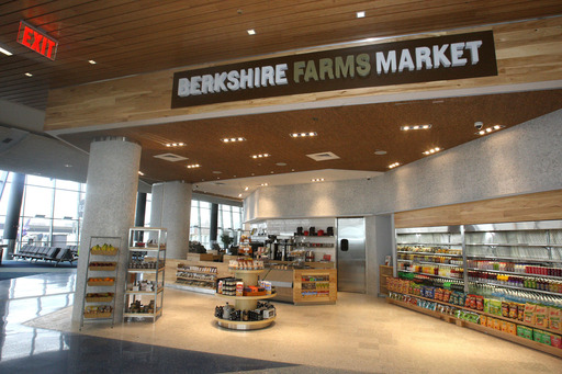 Berkshire Farms Market offers travelers a variety of artisan foods and specialties from the region