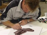 "Legendary international automotive designer and star of television's ""Overhaulin,"" Chip Foose designs exclusive Katzkin interiors."