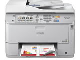 The  Epson WorkForce Pro WF-5690 powered by PrecisionCore provides heavy duty and reliable performance with low running costs in networked business environments
